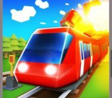 Loginis žaidimas traukinio kontrolierius