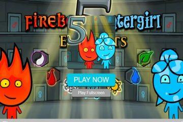 Ugnis ir Ledas: žaidimai dviems – 5 versija