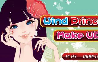 Žaidimas mergaitėms apie Princesės pasaulį