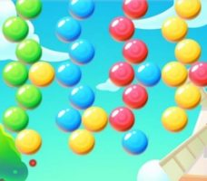 Šaudymo į burbulus žaidimas vaisiniai burbuliukai