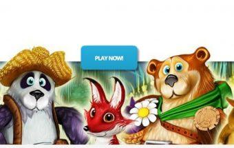 Linksmas žaidimas vaikams apie vakarėlį