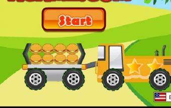 Sunkvežimių vairavimas pristatant prekes