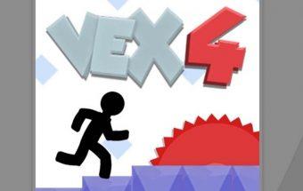 Veiksmo žaidimas Vex 4