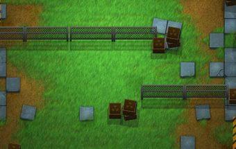 Zombių žaidimas apie tai kaip juos reikia naikinti - Šaudyklės žaidimas