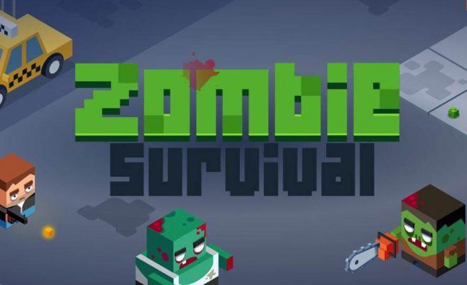 Šaudymas į Zombius - žaidimas Zombių virusas