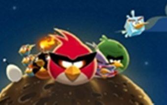 Pikti paukščiai - Žaidimas vaikams - Angry Birds herojai puola.
