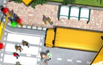 Autobuso vairavimo žaidimas - Vairuok autobusą