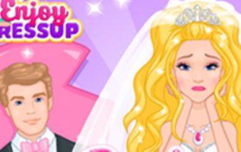 Barbės vestuvės, padėk Barbei - mergaičių žaidimas, kuriame reikalinga tavo pagalba.