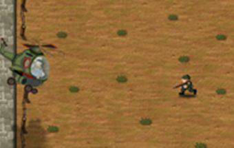 Beprotiškas karas, karo žaidimas - linksmas ir intriguojantis žaidimas, skirtas berniukams.