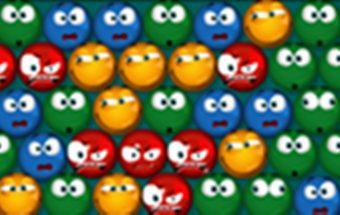 Žaidimas apie biliardo burbulus. Biliardas ir burbuliukai viename.