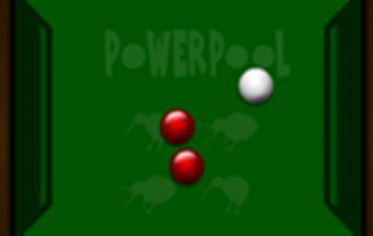 Biardas Pool - žaidimas vaikams kurie mėgsta biliardą