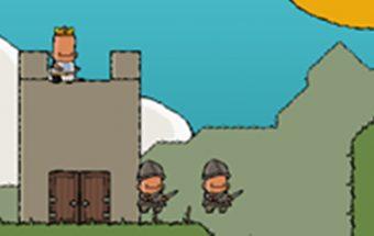 Bombarduojamos žemės, pasaulinis karas - įdomus strateginis žaidimas