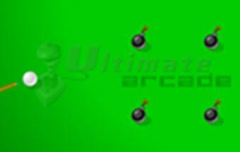 Žaidimas kuris skirtas žaisti biliardą vaikams