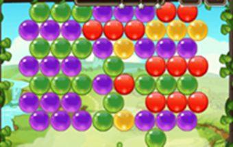 Burbuliukų šaudymas - tai nemokamas žaidimas su burbulais.