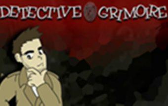 Detektyvas Grimoras ir jo nusikaltimai, žaidimai su detektyvais