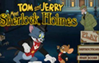 Tomas ir Džeris - žaidimai vaikams apie detektyvus