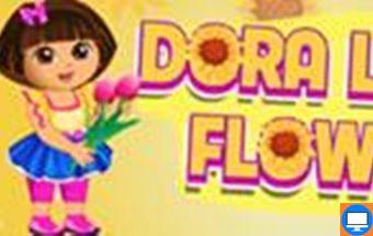 Doros darželyje pilna gražių gėlių, kurias galėsite nuskinti ir pamerkti.