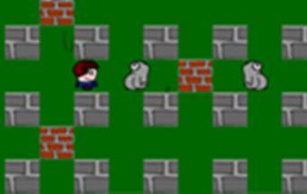 Džimo bombos - Nemokamas bomberman žaidimas vaikams
