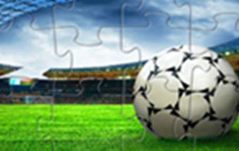 Futbolo dėlionė žaidimas. Futbolas ir Puzzle viename žaidime.