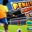Žaidimas kuriame reikia mušti baudinius taip kaip tai darė futbolo pasaulio čempionai 2012 metais