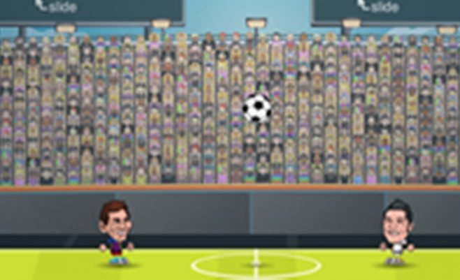 Žaidimas dviems - Futbolo lyga 20 dviems.