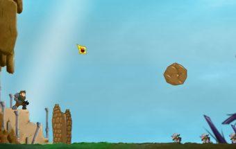 Žaidimas apie klajoklį, karo akmenys.