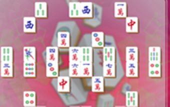 Mahjong kortelės, sunaikink vienodas klasikines mahjong.