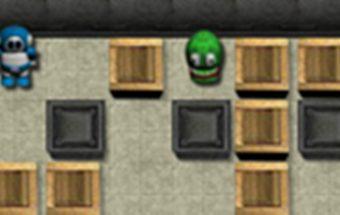 Kosmoso bombos tai Bomberman žaidimas visiems kam patinka Bomberman.