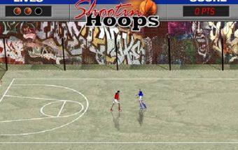 Šiame krepšinio žaidime turi valdyti kamuolį kaip krepšinio karalius