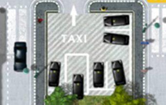 Vairavimo žaidimas - Londono taksi, linksmas ir nuotaikingas.