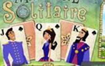 Kortų žaidimas - Magiškasis solitaire