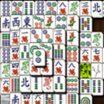Mahjong kaladėlių žaidimas - Deluxe Mahjong.
