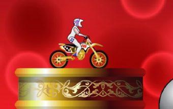Motociklų žaidimas - moto lenktynės