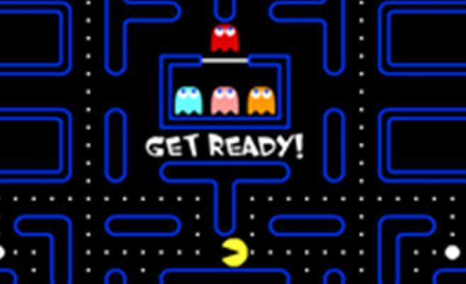Pacman žaidimai.