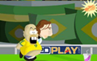 Futbolo žaidimas apie futbolininką Ronaldo