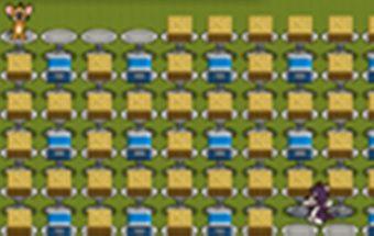 Bomberman žaidimas dviems ir žaidimas vaikams