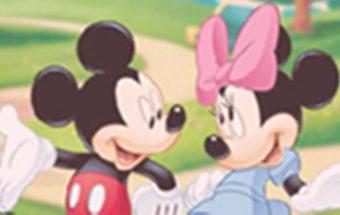 Peliuko Mikio kortų žaidimas vaikams