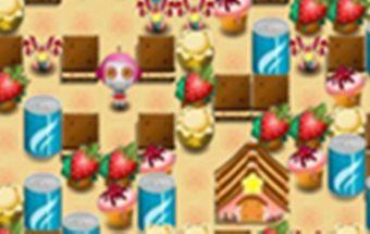 Nemokamai - Šaunusis Bomberman žaidimas, naikink bombas.