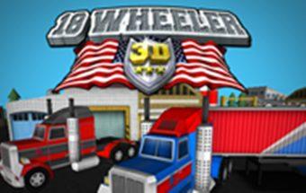Sunkvežimių vairavimas, pastatyk sunkvežimį - vairavimo žaidimas skirtas vaikams.
