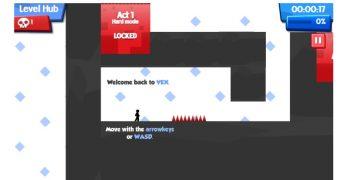 Misijų atlikimo žaidimas Vex 5.